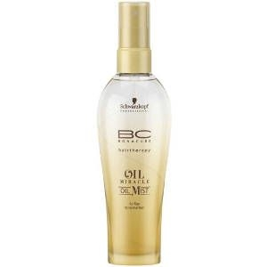 Oil Mist Cabello Fino Oil Miracle Bonacure Schwarzkopf 100ml