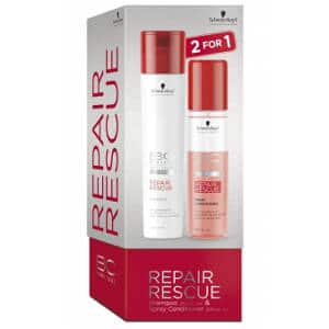 Pack Dúo Repair Rescue BC Schwarzkopf