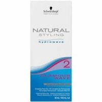Permanente Glamour Wave 3 Natural Styling Schwarzkopf 80ml