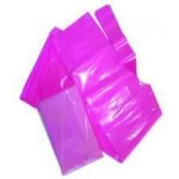 Capas Desechables Peluqueria Violeta 50 Unidades