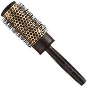 Cepillo Térmico Dorado Profesional Pollie 42mm