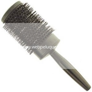 Cepillo Térmico Standard 57mm Negro