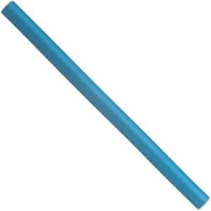Papillots Largos Medianos Azules 25×1,4cm Docena