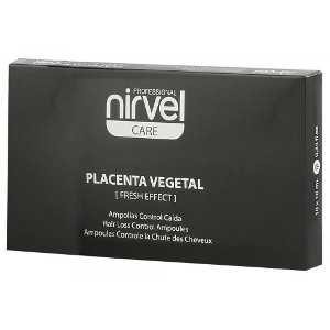 Placenta Vegetal Reconstituída Fresh Effect Tratamiento Anticaída Nirvel Care