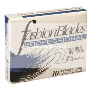 Recambio Navaja Doble Uso Fashion Blades 10 Hojas
