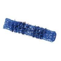 Rulo Malla 10mm Espiral Azul Docena