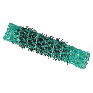 Rulo Malla 13mm Espiral Verde Docena