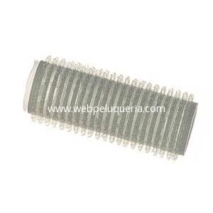 Rulo Velcro Autoadherente 21mm Verde 6 Unid