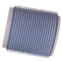 Rulo Velcro Autoadherente 44mm Azul 3 Unid