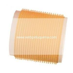 Rulo Velcro Autoadherente 48mm Amarillo 3 Unid