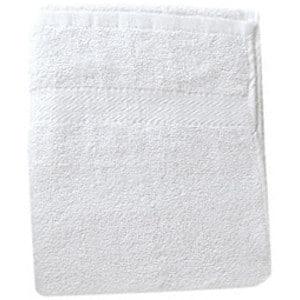 Toalla Peluquería Blanca 100% Algodón 40×80 380gr