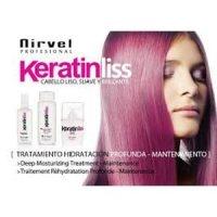Tratamiento Hidratación Profunda Keratina Mantenimiento Alisado Keratinliss Nirvel
