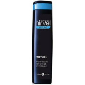 Wet Gel Fijación Natural Nirvel 250ml