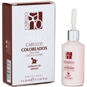Cabellos Coloreados Complex 2+30ml Nirvel