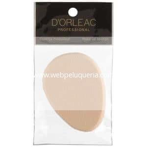 Esponja Maquillaje Ovalada D'orleac