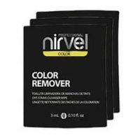 Color Remover Sobre Limpiador Manchas Tinte Nirvel 3ml