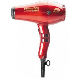 Secador Parlux 385 Powerlight Rojo