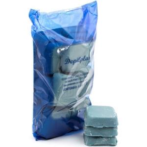Cera Caliente Azul Baja Fusión 1kg DepilPlas