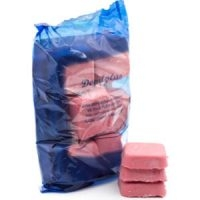 Cera Caliente Rosa Baja Fusion 1kg DepilPlas