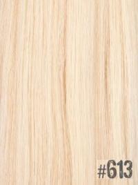 Extensiones Clip 613 Lisas Color Rubio Platino Dorado Remy 100% Cabello Natural