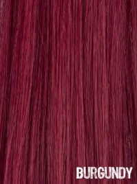 Extensiones Clip Burgundy Lisas Remy 100% Cabello Natural