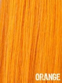 Extensiones Clip Naranja Lisas Remy 100% Cabello Natural
