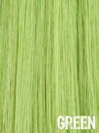Extensiones Clip Verde Lisas Remy 100% Cabello Natural