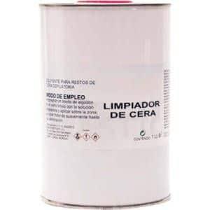 Limpiador Cera Depilatoria Especial 1000ml