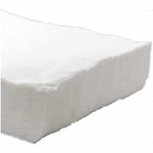 Toalla SpunLace Desechable Blanca 40×80 cm 100 Unidades