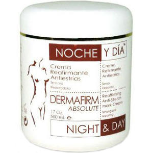 Crema Reafirmante Antiestrias Dermafirm Noche&Dia 500ml