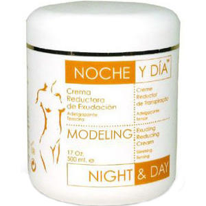 Crema Reductora Exudación Modeling Noche&Dia 500ml