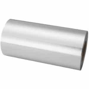 Papel Mechas Plata Rollo Aluminio 12cm × 70 Metros