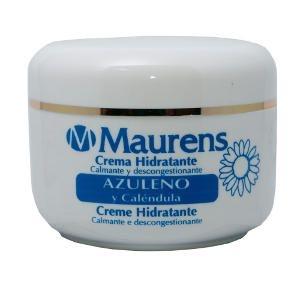 Crema Hidratante Azuleno Maurens 200ml
