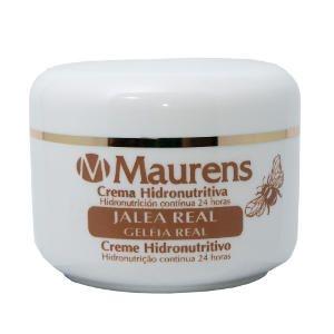 Crema Hidronutritiva Jalea Real Maurens 200ml