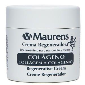 Crema Regeneradora Colageno Ginseng Maurens 200ml