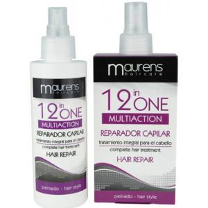 Reparador Capilar Multiaction 12 In One Maurens 150ml
