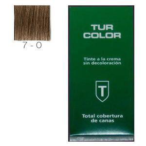 Tinte Tur 7-0 Rubio Natural