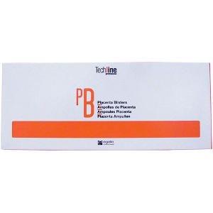 Ampollas Placenta Techline Egalle 12 unidades
