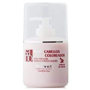 Mascarilla Cabellos Coloreados Sano Nirvel 250ml