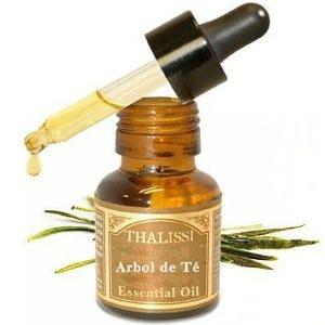 Aceite Esencial Puro de Arbol de Té 100% 17ml Thalissi