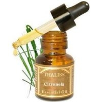 Aceite Esencial Puro de Citronela 100% 17ml Thalissi