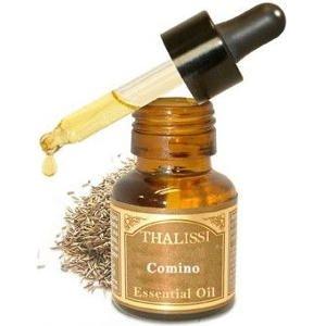 Aceite Esencial Puro de Comino 100% 17ml Thalissi