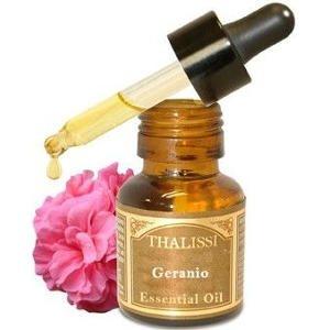 Aceite Esencial Puro de Geranio 100% 17ml Thalissi