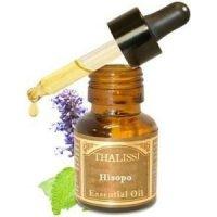 Aceite Esencial Puro de Hisopo 100% 17ml Thalissi