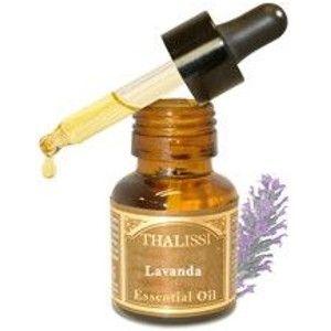 Aceite Esencial Puro de Lavanda 100% 17ml Thalissi