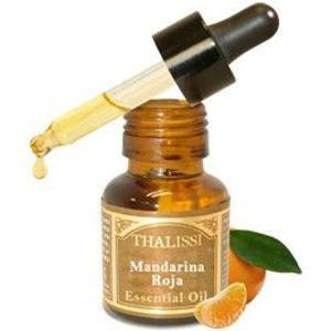 Aceite Esencial Puro de Mandarina Roja 100% 17ml Thalissi