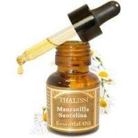 Aceite Esencial Puro de Manzanilla Santolina 100% 17ml Thalissi