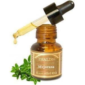 Aceite Esencial Puro de Mejorana 100% 17ml Thalissi