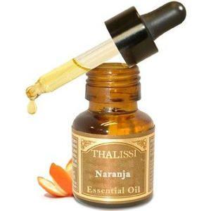 Aceite Esencial Puro de Naranja 100% 17ml Thalissi
