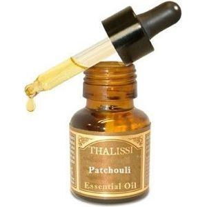 Aceite Esencial Puro de Patchouli 100% 17ml Thalissi